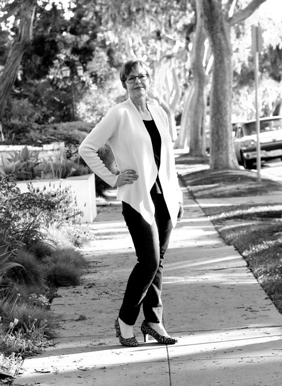 jeans, leopard shoes