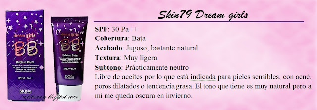 rubibeauty review opinion personal BB Cream Dream Girls skin 79