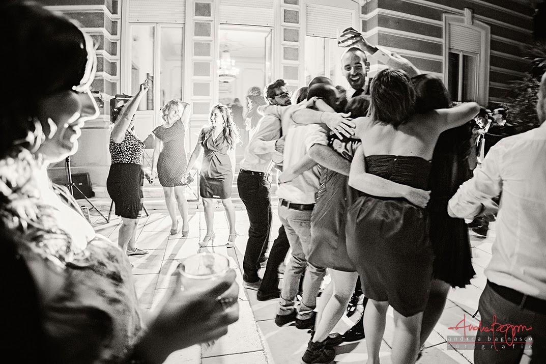 balli matrimonio a Villa Lagorio Celle Ligure