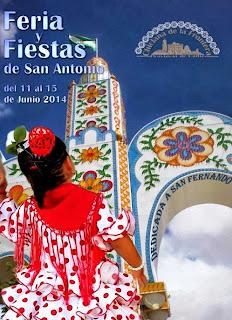 Chiclana de la Frontera - Feria de San Antonio 2014