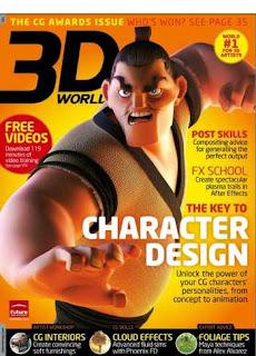 3D World Magazine 161 November 2012