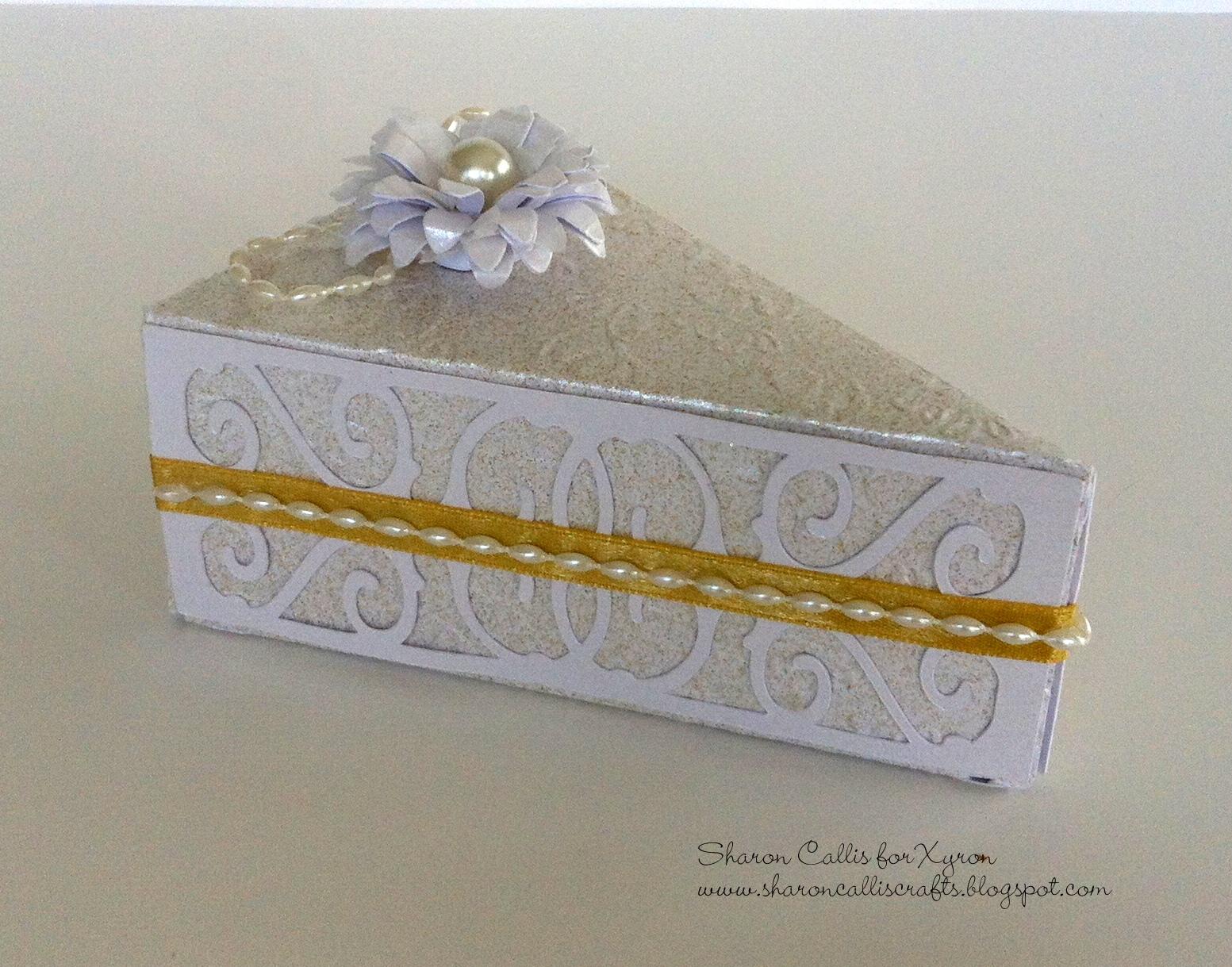 Xyron Design Team Wedding Inspirations Sharon Callis Crafts