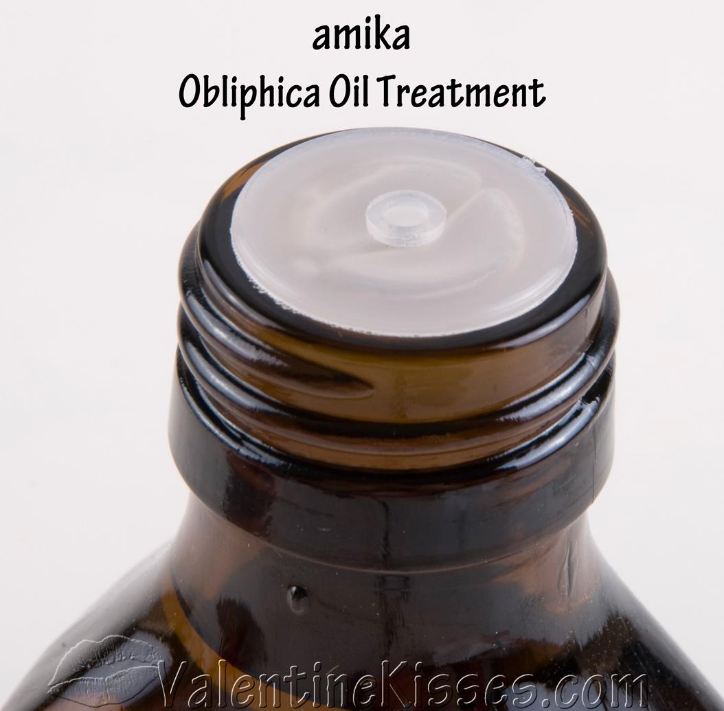 Valentine Kisses Amika Obliphica Oil Treatment Pics