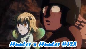 Hunter X Hunter Episode 128 Subtitle Indonesia