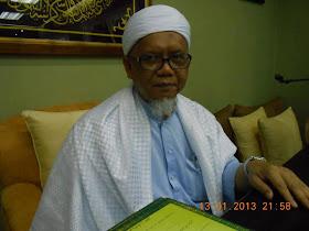 Syeikh Ahmad Fahmi Zamzam Al Banjari An Nadwi Al Maliki