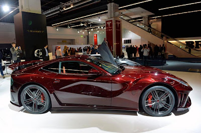 Ferrari F12 Berlinetta La Revoluzione