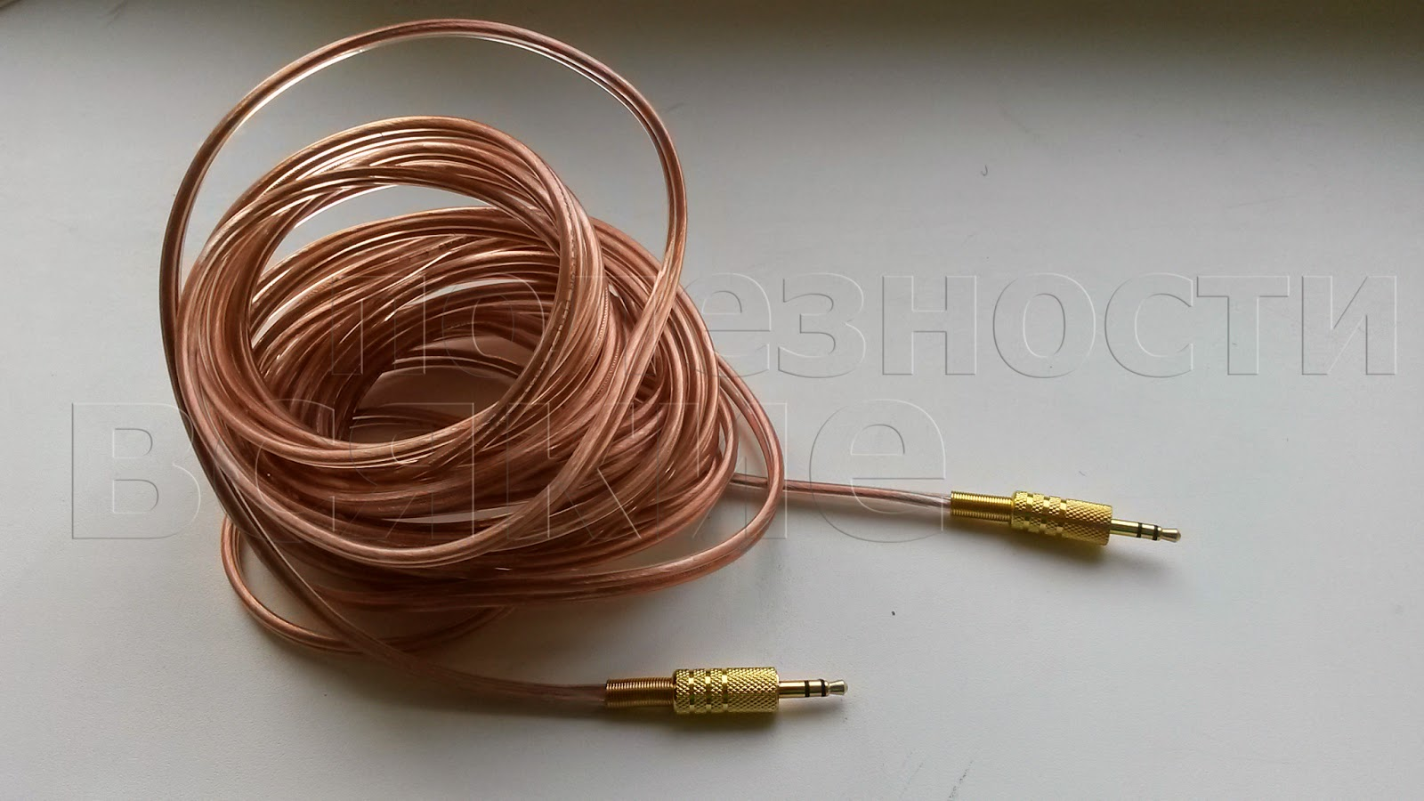 готовый шнур jack 3.5 -  jack 3.5
