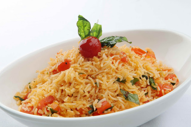 Cumin Flavored Peanut And Tomato Rice Recipes — Dishmaps