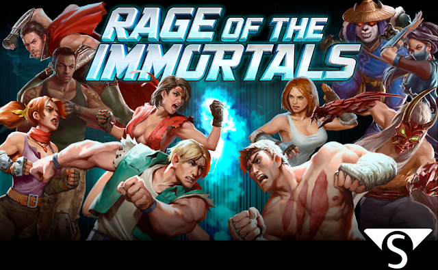 Rage of the Immortals 4