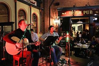 Raglan Road inn band