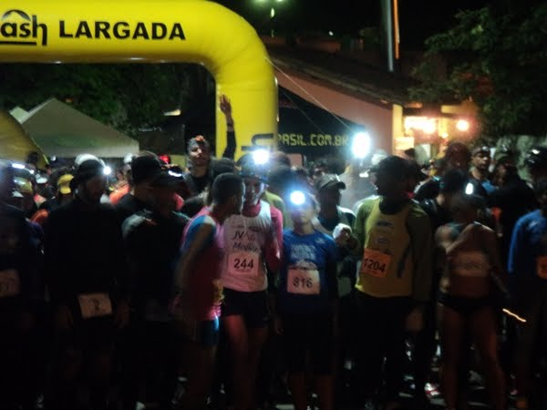 Super Meia Maratona Noturna de Extrema 2012 - Chegou a Hora