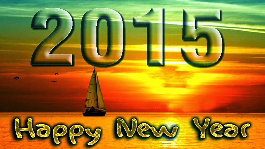 Latest Beautiful Happy New Year 2015 eCards – Download Cards