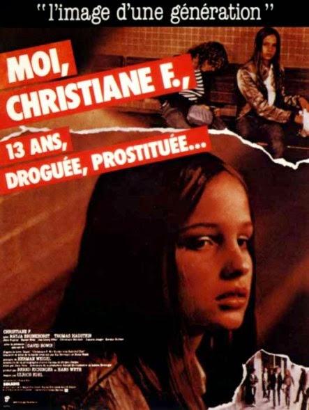moi christiane f 13 ans droguée prostituée dvd