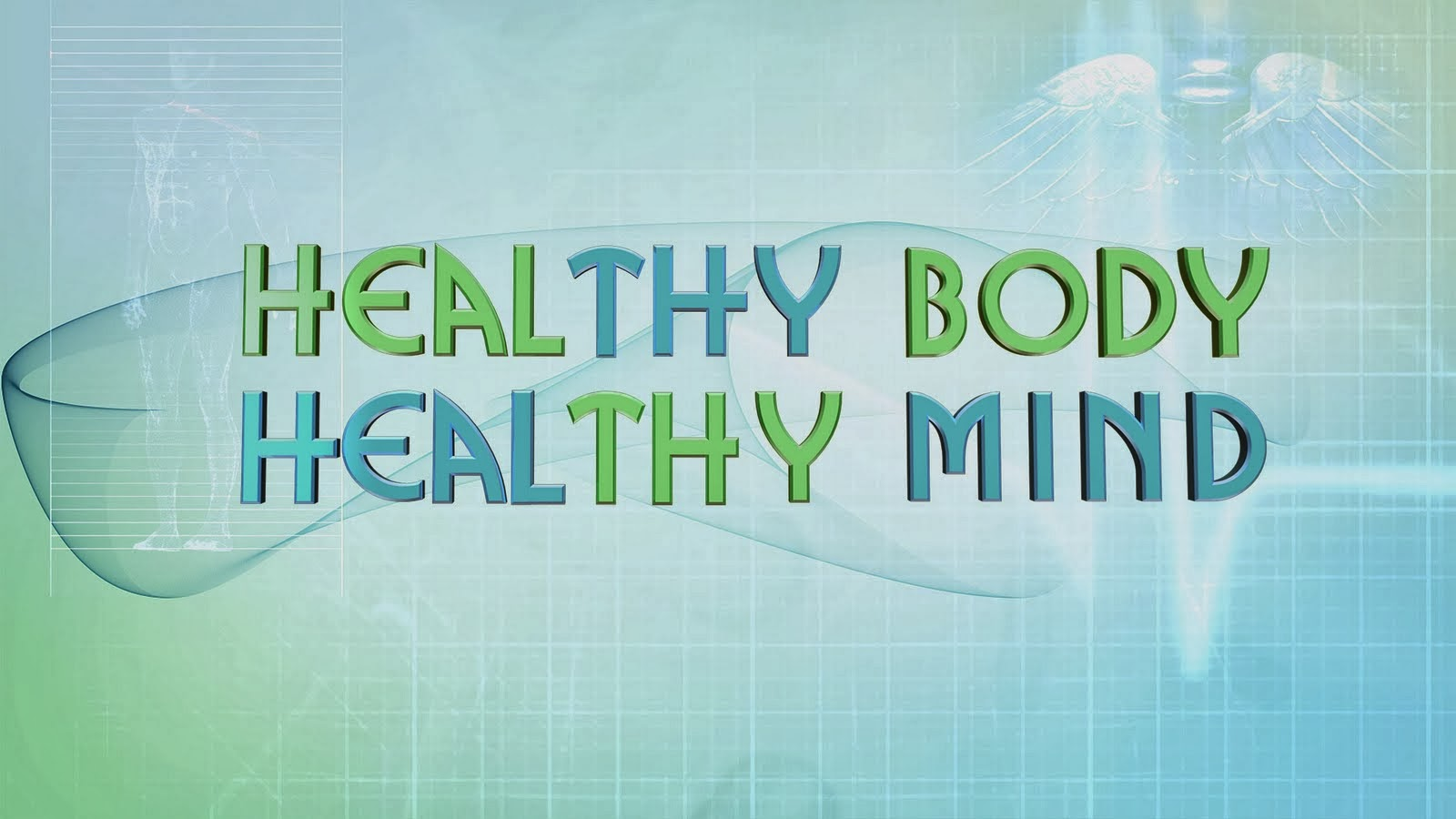 a healthy body makes a healthy mind essay A new study has proved an old saying 'healthy mind lives in a healthy body' researchers from university of gothenburg in sweden have revealed that regular exercise boosts brain power of young adults.