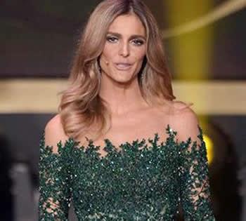 Modelo e apresentadora Fernanda Lima teve que rasgar vestido que usou na entrega da Bola de Ouro