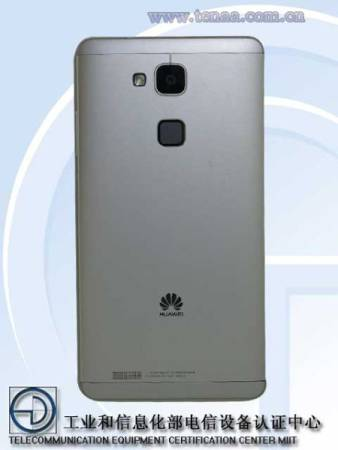 Fotocamera da 13 mega pixel per Huawei Ascend Mate 7 certificato da TENAA