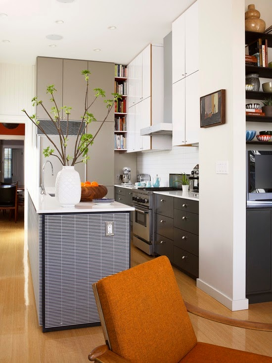 desain kitchen set sederhana