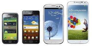 Daftar Harga Terbaru HP Samsung Android Juli 2013