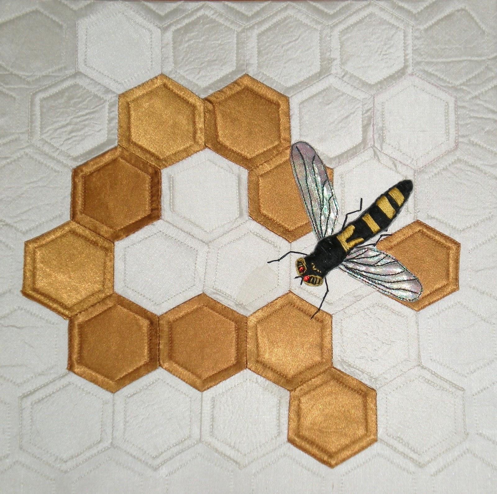 Material Mavens: 07/01/2013 - 08/01/2013 : honeycomb quilt - Adamdwight.com