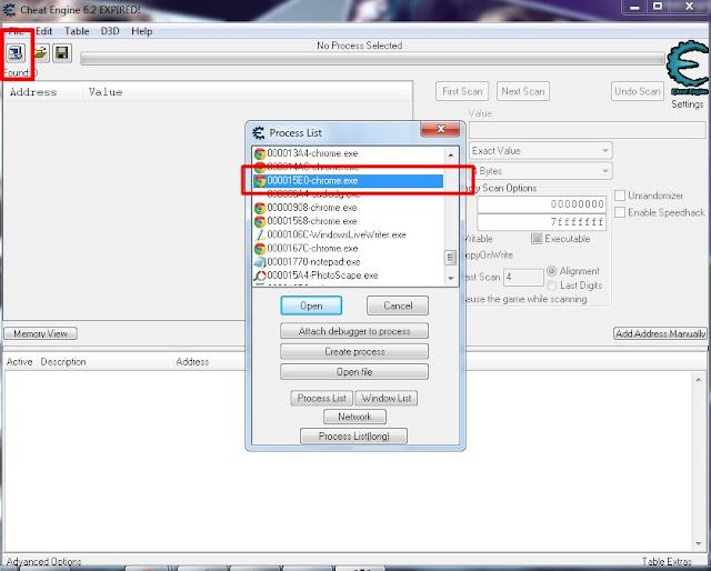 FarmVille 2 – ganhar Notas Verdes - Cheat Engine 6.2