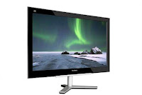 Viewsonic VX2460h, Led Monitor 24 Inches, 6.8mm Thickness Ultra Slim