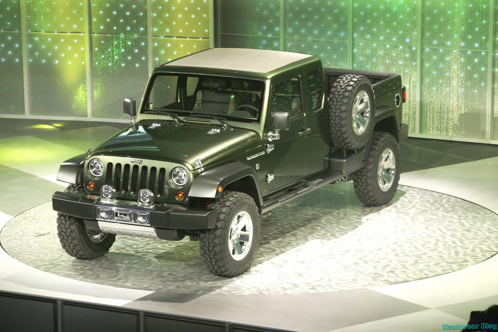 Photo Album Jeep Gladiator 2015 - Car news - Car Review - Tips and