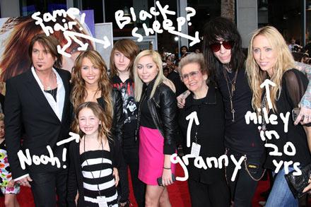 Pin Whole Family At Magic Kingdom on Pinterest Whole Cyrus Family