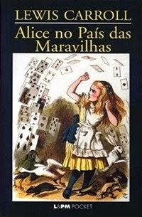 Joana leu: Alice no país das maravilhas, de Lewis Carroll