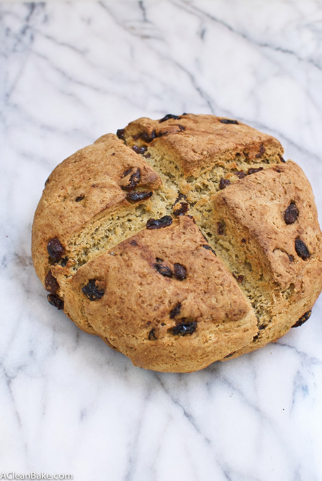 The best homemade Irish Soda Bread out there - includes wheat and gluten-free versions of the recipe. Don't miss this bread!