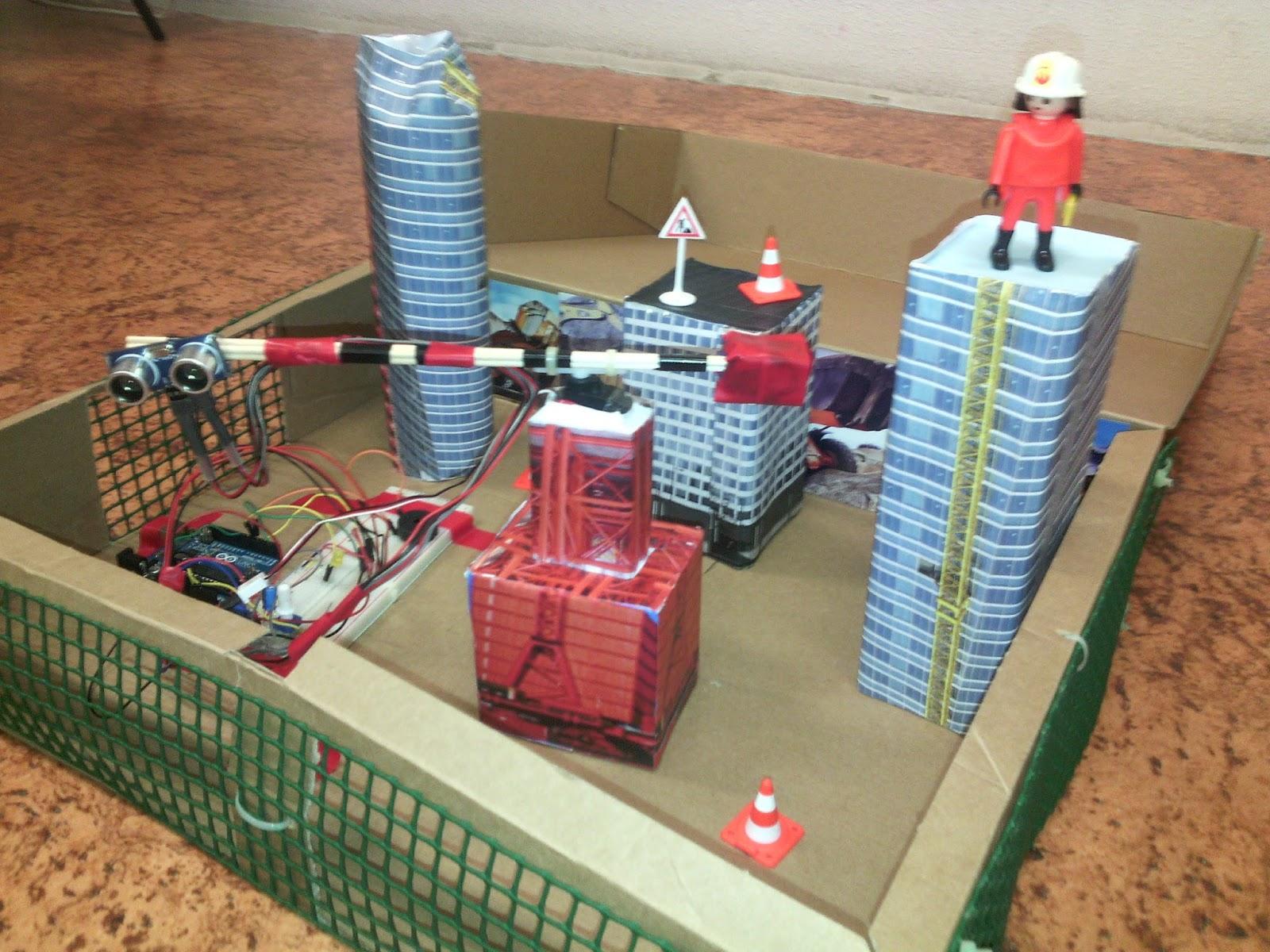 Tecnovando desde proyecto con la plataforma arduino