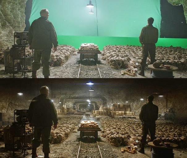 dinfo.gr - 50 εκπληκτικά πριν και μετά τα οπτικά εφέ από αγαπημένες σας ταινίες και σειρές