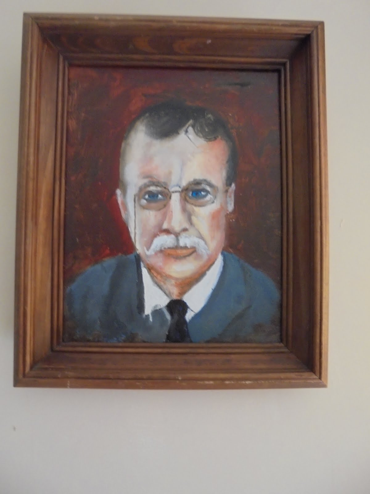 Teddy Roosevelt # 92