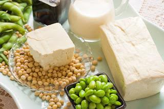 الصويا تساعد في خفض وعلاج الكولسترول
