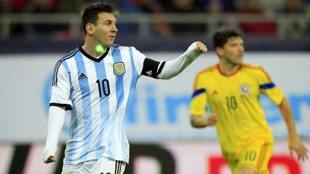 ميسي : لا احتاج الفوز بكأس العالم