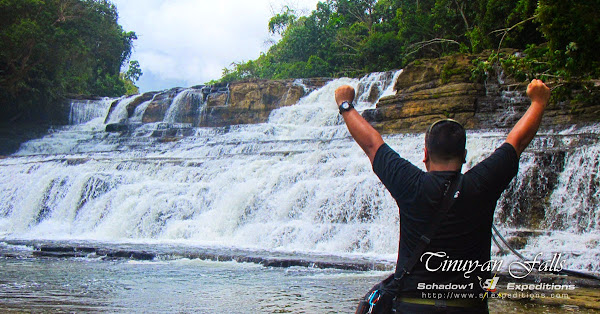 Tinuy-an Falls Multi-level - Schadow1 Expeditions