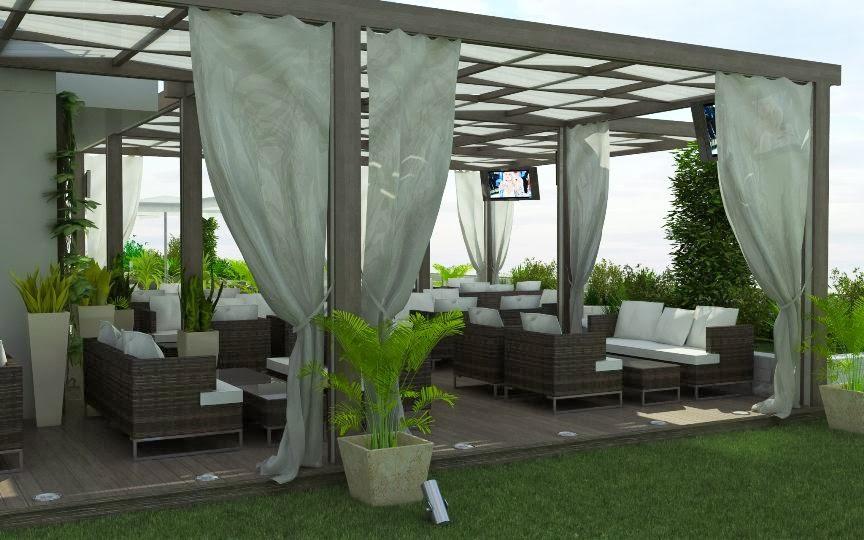 Bar garden 3D - 2