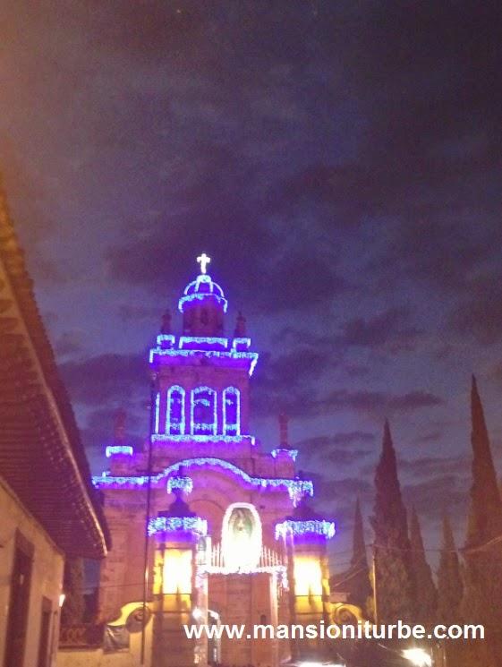 Santuario de la Virgen de Guadalupe en Pátzcuaro, Michoacán
