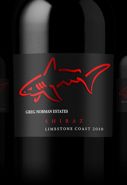 VINO GREG NORMAN ESTATES SHIRAZ