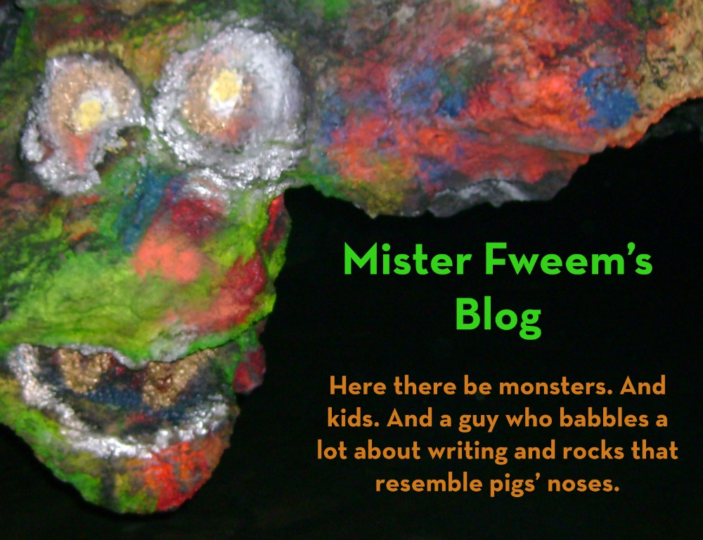 Mister Fweem&#39;s Blog