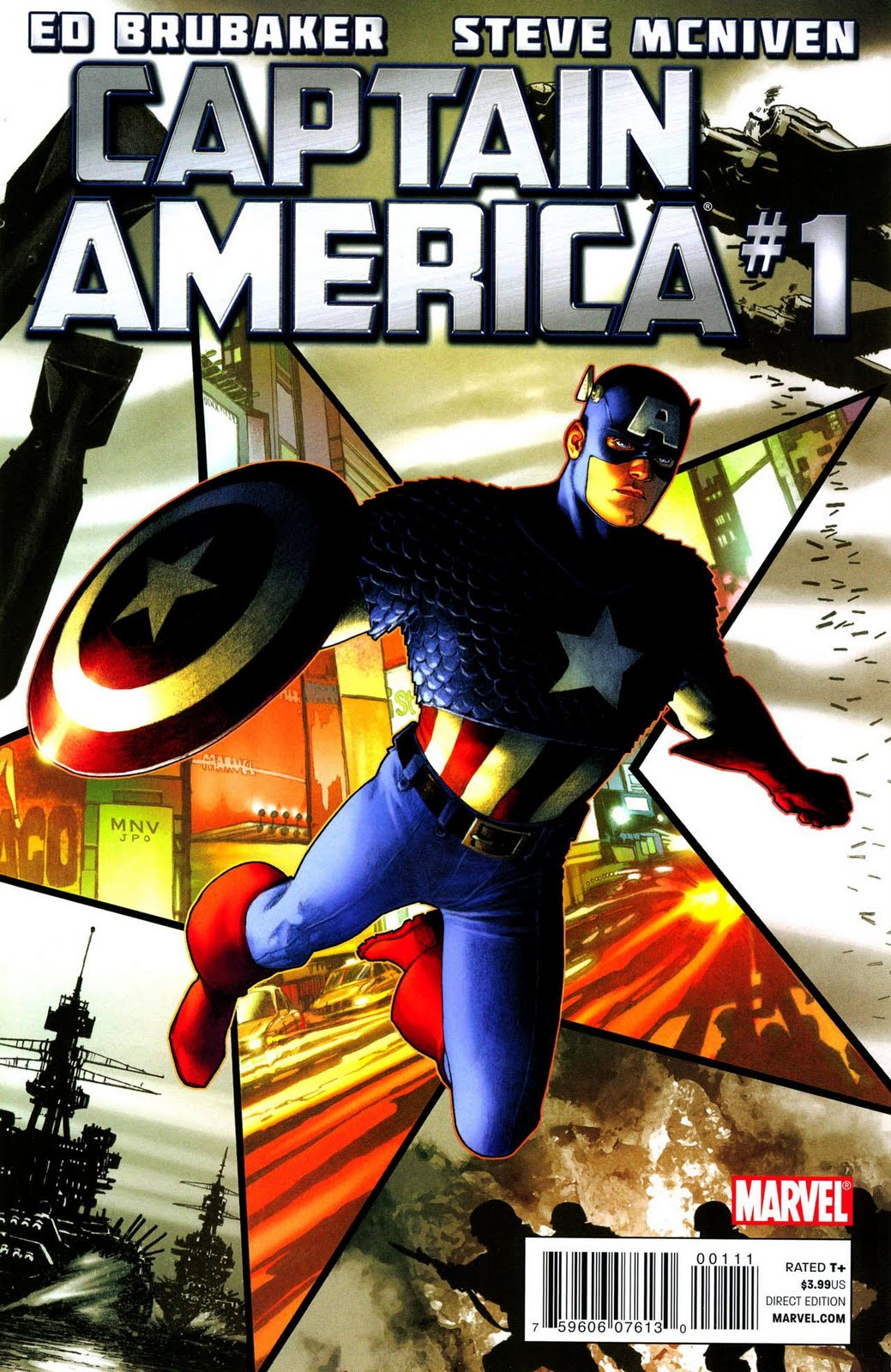 Book Reviews (07.14.2011): Red Skull: Incarnate & Captain America #1