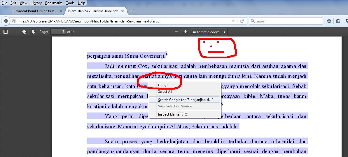 cara edit file pdf ke word