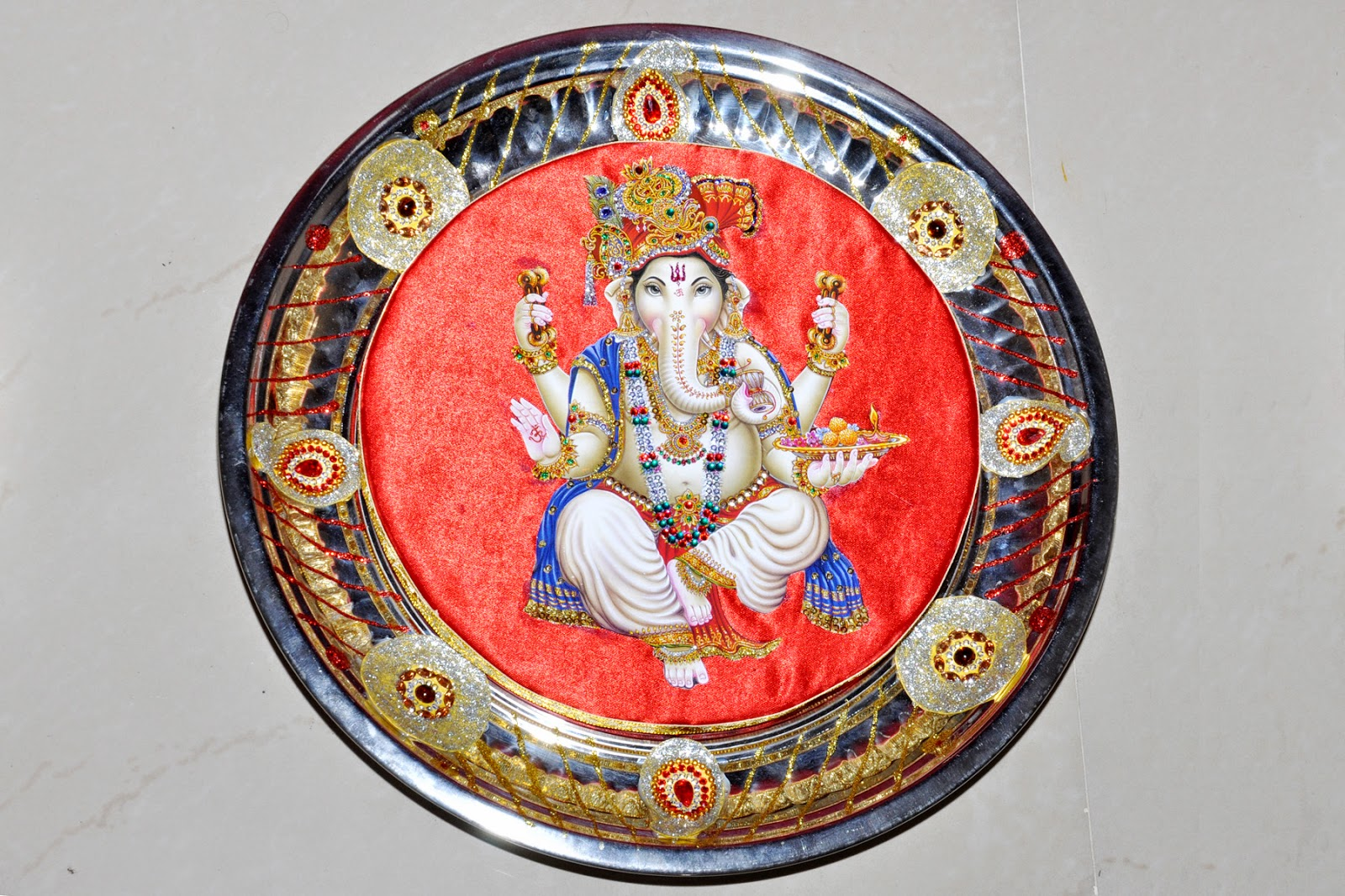 Aarathi varisai plates november 2013 for Aarthi plates decoration