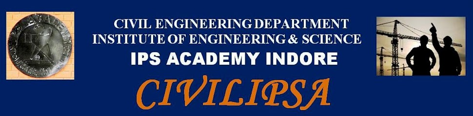 CIVIL ENGINEERING                                  IES IPS ACADEMY INDORE