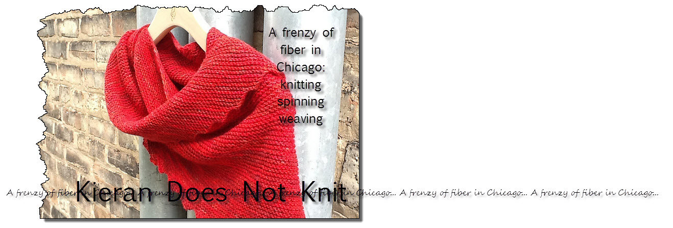 Kieran Does Not Knit