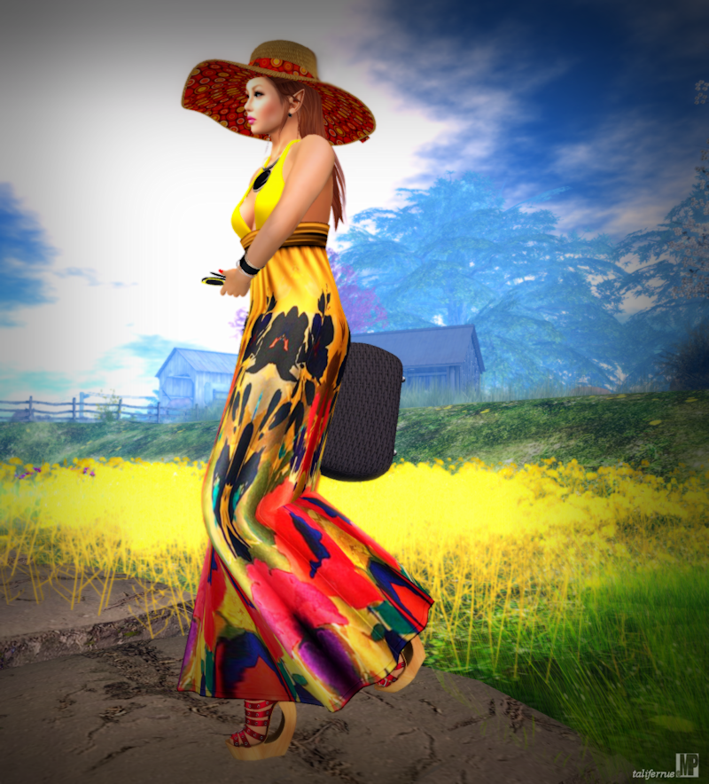Second Life Avatar Fashion Review
