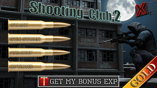 Shooting club 2: Gold android