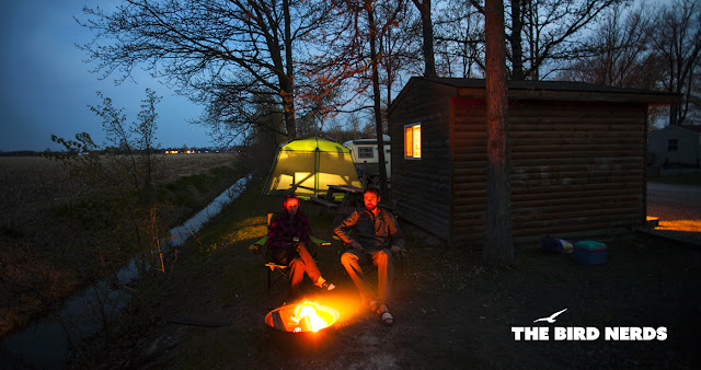 Sturgeon Woods Campgrounds Cabin Rental - Point Pelee National Park