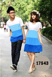 baju-couple-dress-bluesky