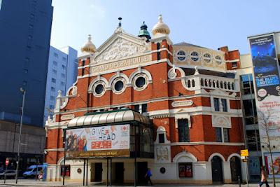 Большой оперный театр Белфаст