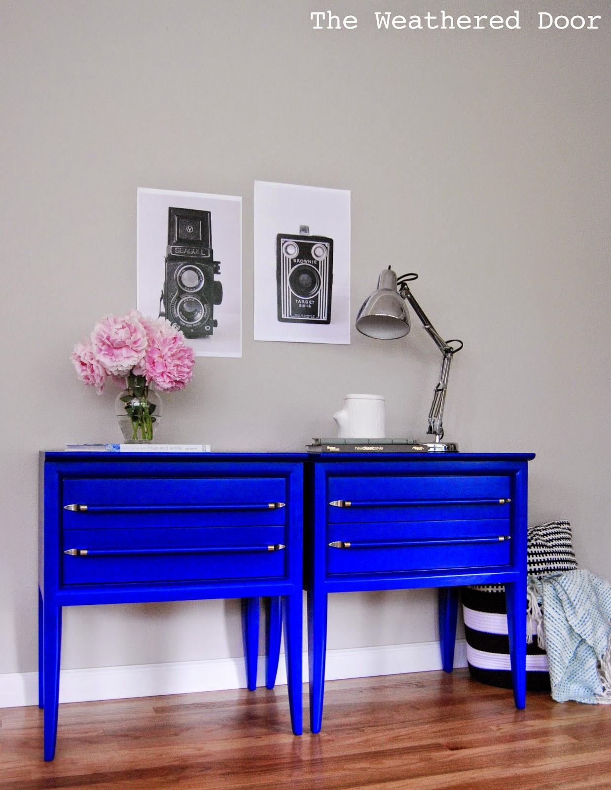 Идеи переделки старой мебели